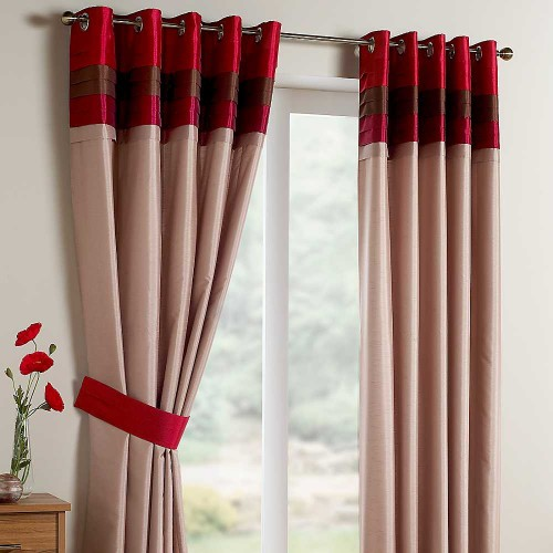 Eyelet Curtain 02